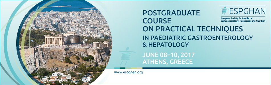 ESPGHAN hands on course 2017